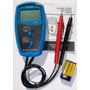 Testador De Baterias Minipa Mtb-24 Voltagem + Resist Interna