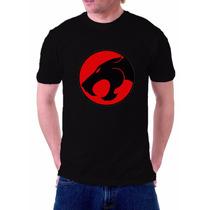 Camisa, Camiseta Thundercats Símbolo, Lion, Thundera