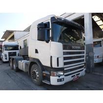 Scania R 124 400 6x2 2004 Scania 400 420 440 Volvo 400 440 4
