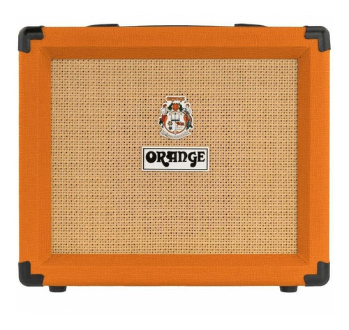 Amplificador Orange Crush Series 20rt 20w Transistor Laranja