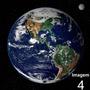 Papel De Parede Adesivo Universo Terra Espaço 4m² 2,0 X 2,0