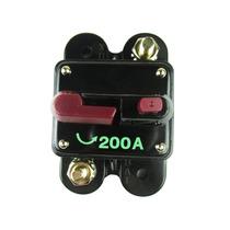 Disjuntor Automotivo 200a Proteção Para Sons
