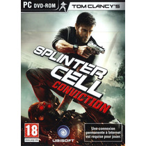 Game Splinter Cell Conviction Para Pc