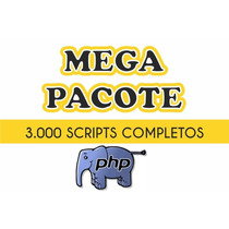 3000 Scripts - Php - Diversos