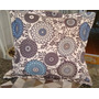 Almofada Decorativa Capa Zíper Pra Sofá Tecido 45x45cm Novo