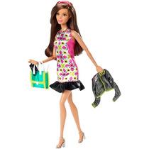 Boneca Barbie Look Do Dia Cll 35 Mattel