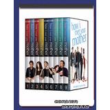 Box Dvd How I Met Your Mother Completa Dublado Legendado