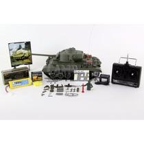 Tanque De Guerra Heng Long Panzer Snow Leopard M26 Rc