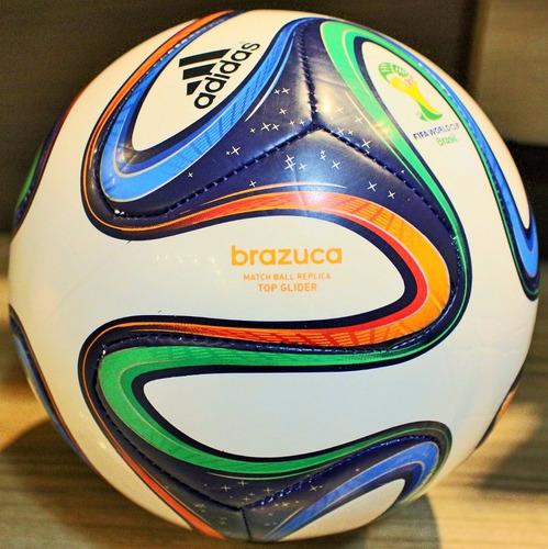 6d28bd3f7c Linda Bola Original adidas Brazuca Sem A Logo Play Station