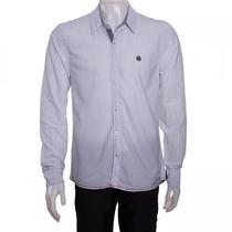 Camisa Social Masculina Mandi Listrada Mm34c99f0010