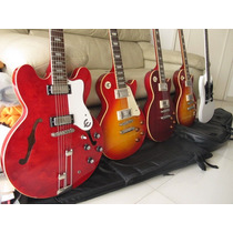 Gibson Epiphone Les Paul Riviera Sg Melody Maker Custom Usa