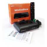 Kit 1 Receptor Conversor Midiabox B4 Digital + 1 Lnbf Multi