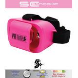 Óculos Gear Rosa  Vr S7,s7 Edge, S6, S6 Edge E Note 5 100%