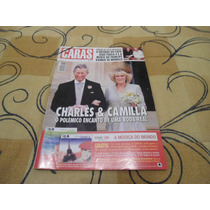 Revista Caras ´´bodas De Charles & Camila´´ 15 / 04 / 2005
