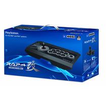 Controle Arcade Hori Rap4 Pro Fliperama Playstation 3 E 4