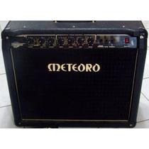 Amplificador Meteoro Nitrous 100g.frete Grátis+pedal Marshal