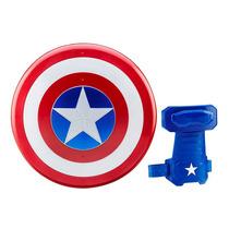 Escudo Magnético Capitão América Guerra Civil Hasbro