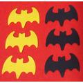 Morcego Do Batman-recortes Em Papel