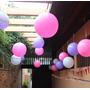 Kit 100 Bola De Vinil Para Decoração Festa Lembrancinha