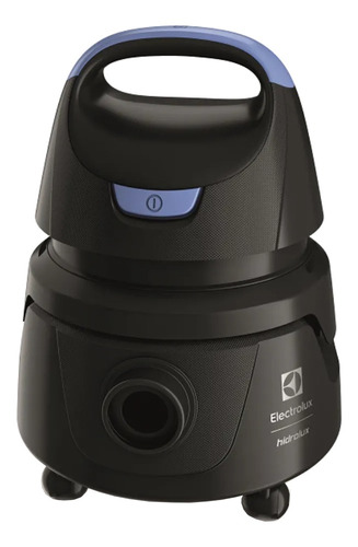 Aspirador Electrolux Hidrolux Awd01 5l Preto E Azul 220v
