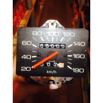 Velocimetro Gol / Voyage / Parati 85 Em Diante Com Hodometro