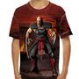 Camiseta Mortal Kombat Baraka Infantil
