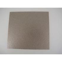 Placa De Mica Para Forno Microondas 14 X 14 Cm Frete Barato