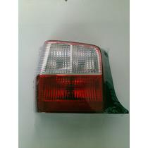 Lanterna Traseira Bicolor Do Uno 2005 Em Diante Lado Esquerd