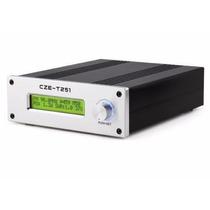 Transmissor 25w + Antena+ Fonte Pronta Entrega