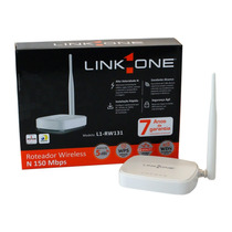 Roteador Wireless Link One N 150 L1-rw131
