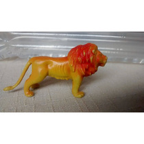 Boneco Coleção Animais Fazendinha Guliver Leão
