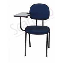 Cadeira Escolar Com Prancheta Fixa