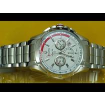 Relógo Bulova 96b013 Marine Star Esportivo Com Cronometro
