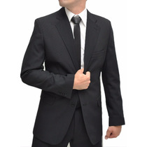Terno Masculino Italiano Slim Pespontado Pronta A Entrega
