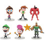 Padrinhos Magicos - Nickelodeon - Nicktoons - Jazwares- Novo