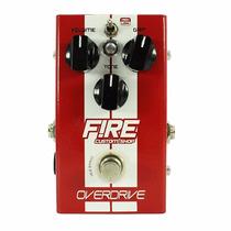 Pedal Fire Custom Shop Overdrive Garant 3anos Env24h Nfiscal