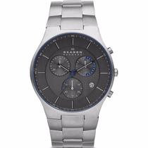 Relógio Skagen Super Titanium Skw6077