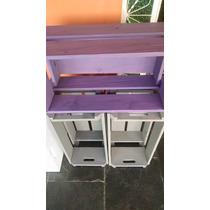 Caixotes E Caixas Em Bh Coloridos