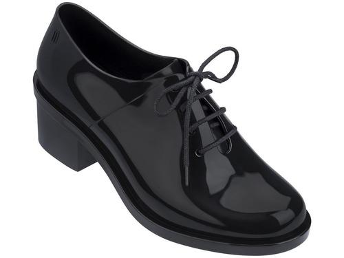 f3a84b246e Sapato Oxford Feminino Melissa Dubrovka Preto