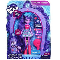 Boneca Twilight Sparkle Equestria Girls