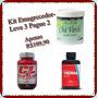 Kit Emagrecedor-chá Verde+cl Cartamo+therma-sports Nutrition