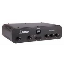 Amplificador Compacto Nca Ab100 100w Rms