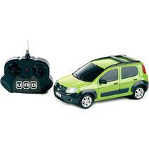 Rastar 1:18 Controle Remoto - Fiat Novo Uno - Verde
