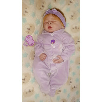 Bebê Reborn Molde Sam - By Sueli