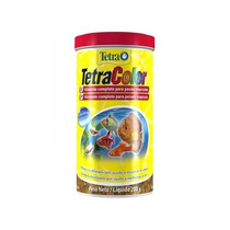 Tetra Color Flakes 200g 1 Litro - Paraíso Dos Aquários
