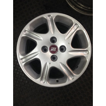 Roda Aro 15 Fiat Marea 2.4 4x98 , Palio Weekend. 12x S/juros