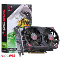 Placa De Video Pcyes Geforce 2gb Gtx 750ti Gddr5 128bits