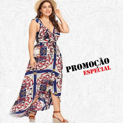 88d9fc06c Conjunto Feminino Plus Size Instagram/blogueira Promoção!