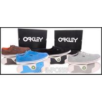 Tênis Oakley Road Lançamento Original!!! Várias Cores!!!