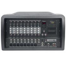 Mesa De Som Amplificada Multiuso Skp 500w Com Efeito